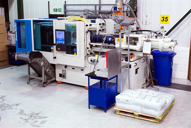 Injection Moulding Factory