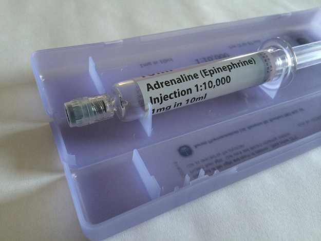 Adrenaline plastic packaging for the healthcare industry