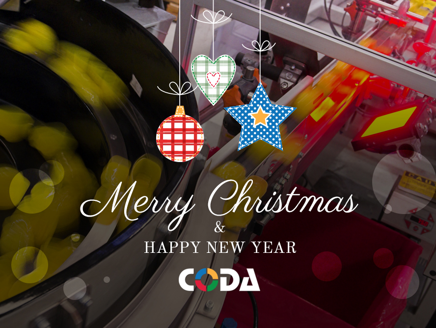 Merry Christmas from Coda