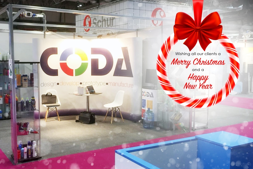 Christmas wishes from Coda Plastics