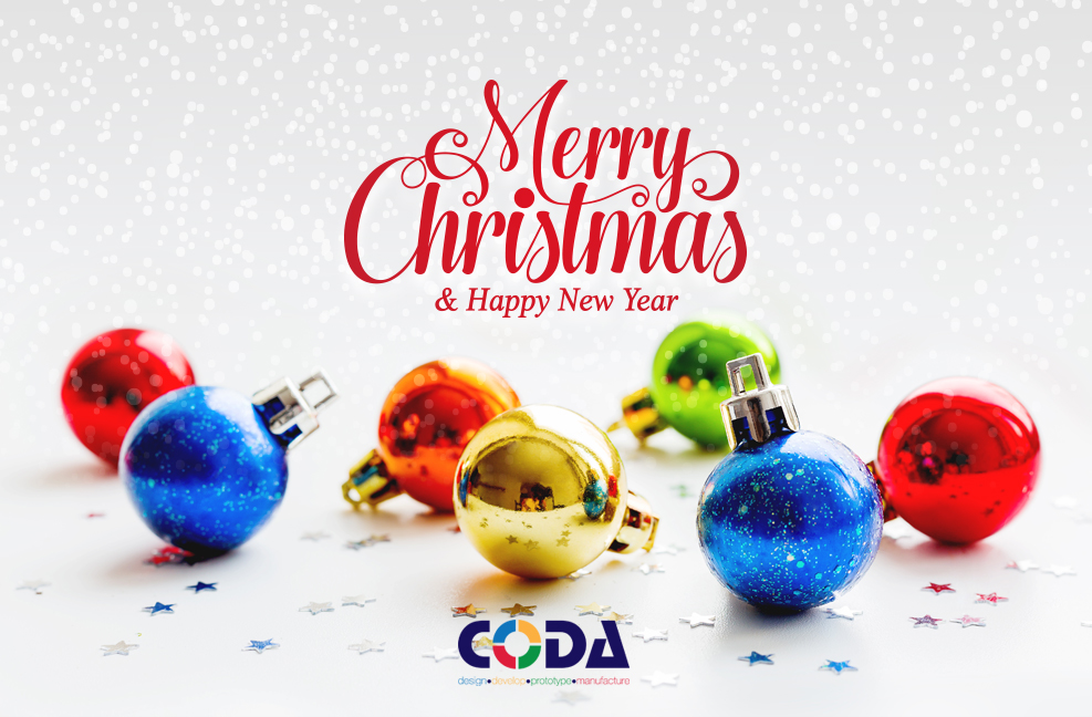 Merry Christmas from coda 2016