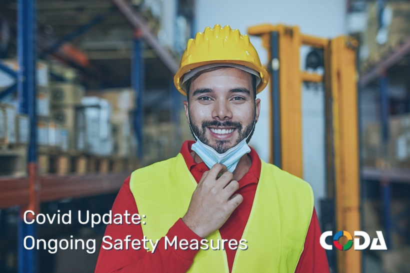 Covid Update Ongoing Safety Measures