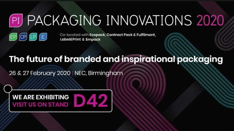 Visit Coda Plastics at the Packaging Innovations show 2020