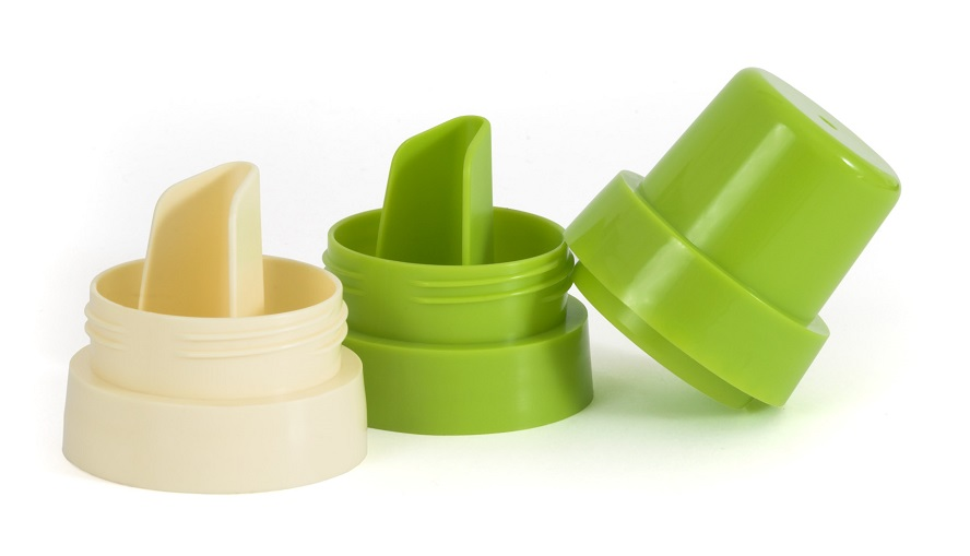A set of plastic Lids