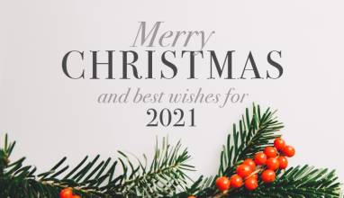 Merry Christmas from Coda Plastics 2020