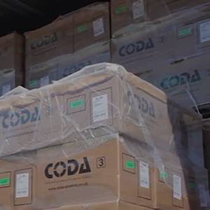Coda Delivery Boxes