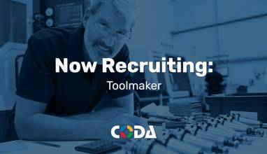 Coda Plastics in Norfolk are hiring a toolmaker