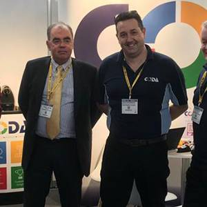 The Coda Team at the Packaging Innovations 2019 Event