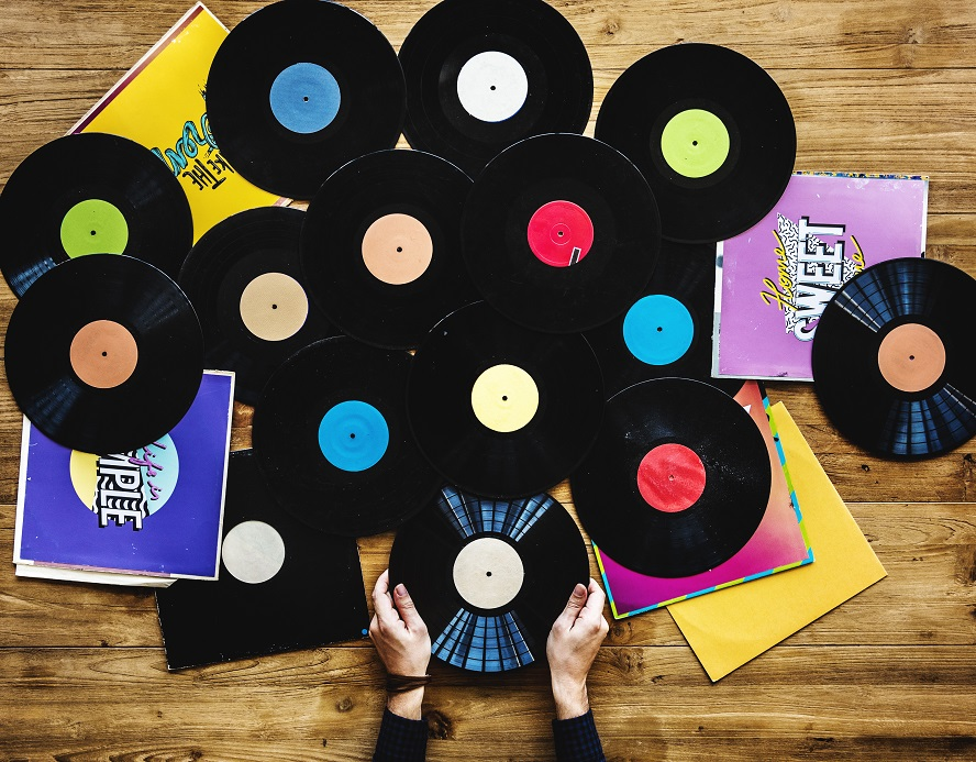 Vinyl Records have changed a lot over the past century